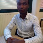 Zhiey GNADOU : Trésorier-adjoint
